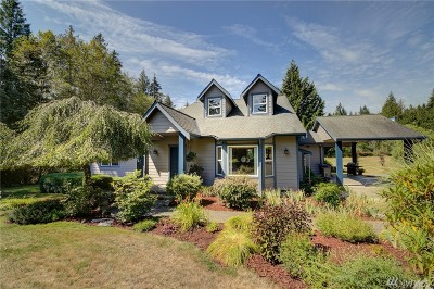 Stanwood Single Family Home For Sale: 14512 66th Ave NW