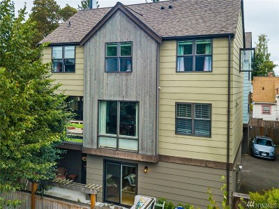 Seattle Single Family Home For Sale: 9423 Roosevelt Wy NE