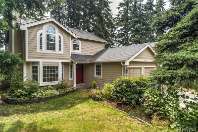 Puyallup WA Single Family Home For Sale: $315,000