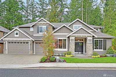 Sammamish Single Family Home For Sale: 3067 243rd Ave SE