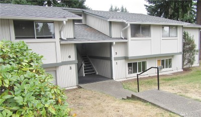 Federal Way Condo/Townhouse For Sale: 32324 4th Place S #Q6