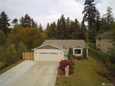 Sequim Single Family Home For Sale: 270 America Blvd