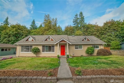 Renton Single Family Home For Sale: 13833 144th Ave SE