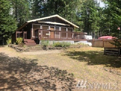 Thurston County, Mason County, Pierce County, King County Single Family Home For Sale: 40 N Brook Lane
