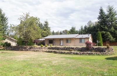 Buckley Single Family Home For Sale: 21824 Sumner Buckley Hwy
