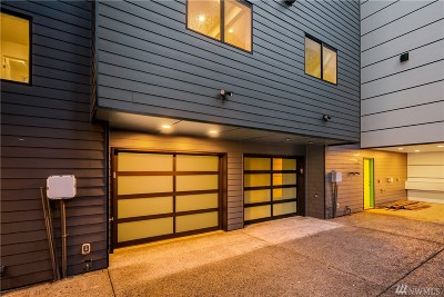 Seattle Condo/Townhouse For Sale: 1818 S State St