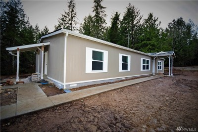 Port Orchard Single Family Home For Sale: 4220 SE Locker Rd