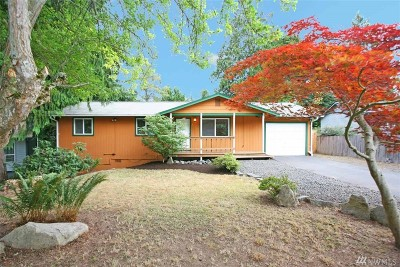 Poulsbo Single Family Home For Sale: 2150 NW Clinton Ave
