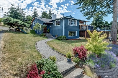 Bellingham Single Family Home For Sale: 1906 Whatcom