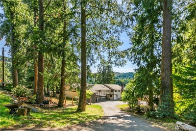 Waterfront Homes for Sale in Thurston County, WA