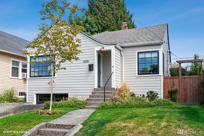 Seattle Single Family Home For Sale: 2036 41st Ave E
