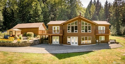 Bellingham WA Single Family Home For Sale: $635,000