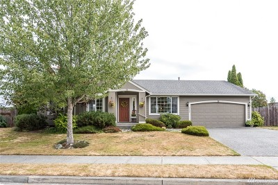 Anacortes Single Family Home For Sale: 3409 F Ave