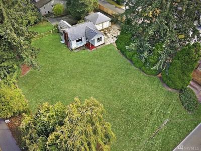 Edmonds Single Family Home For Sale: 8729 236th St SW