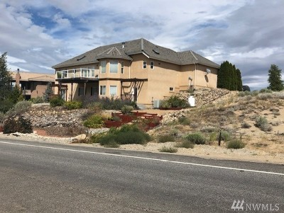 Orondo Single Family Home For Sale: 309 Desert View Place