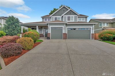 Lake Tapps Single Family Home For Sale: 21801 31 St St E