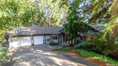 Belfair Single Family Home For Sale: 5871 NE North Shore Rd