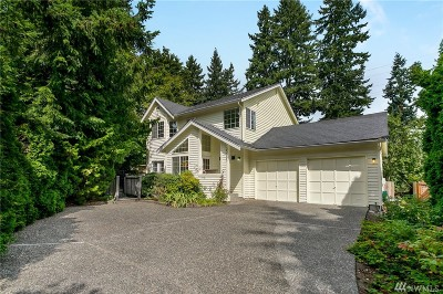 Bothell Single Family Home For Sale: 23703 Meridian Place W