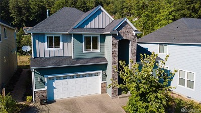 Tumwater Single Family Home For Sale: 1782 SW Viewpoint Ct