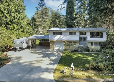 Maple Valley Single Family Home For Sale: 28518 SE 228th St