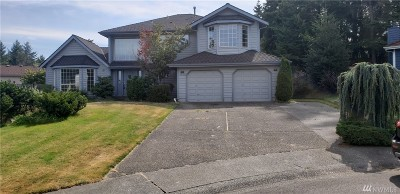 Thurston County, Mason County, Pierce County, King County Single Family Home For Sale: 113 SW 320 Place