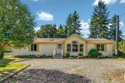 Snohomish Single Family Home For Sale: 10024 215th Place SE