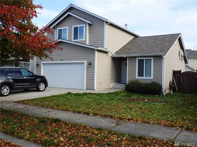 Yelm Single Family Home For Sale: 9985 Greenleaf Lp SE