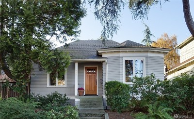 Seattle Single Family Home For Sale: 321 Coryell Ct E