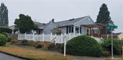 Seattle Single Family Home For Sale: 1103 SW Kenyon St