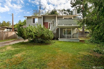 Lynnwood Single Family Home For Sale: 226 154th St SW
