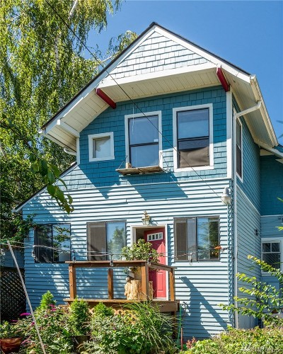 Single Family Home For Sale: 1213 S Ainsworth Ave