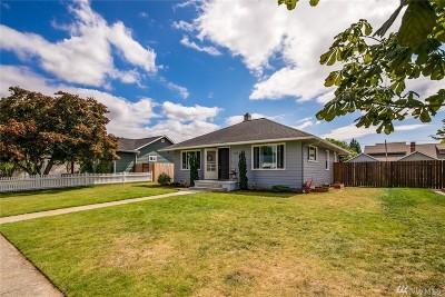 Lynden Single Family Home For Sale: 1713 D St
