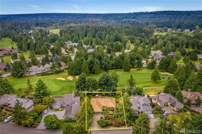 Woodinville Single Family Home For Sale: 14219 209 Ave NE