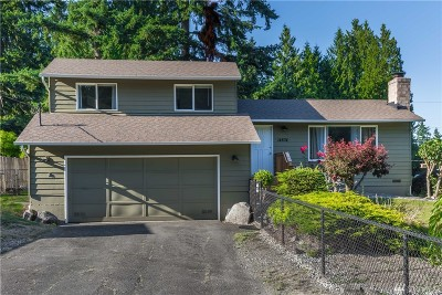 Lynnwood Single Family Home For Sale: 14804 Cascadian Wy