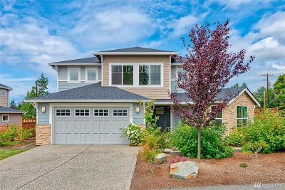 Edmonds Single Family Home For Sale: 929 9th Ave N