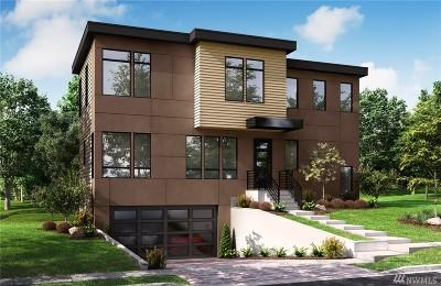 Kirkland Single Family Home For Sale: 8006 NE 116th Place