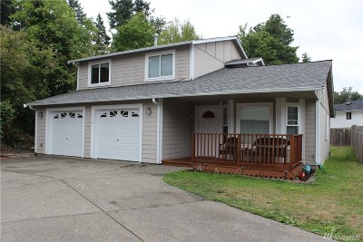 Port Orchard Single Family Home For Sale: 912 Eagle Crest Place