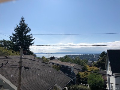 Seattle Single Family Home For Sale: 710 W Howe St