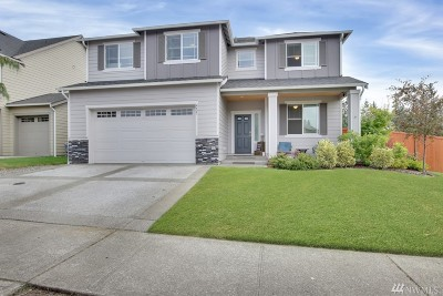 Olympia Single Family Home For Sale: 4427 Goldcrest Dr NW