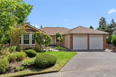 Federal Way Single Family Home For Sale: 861 SW 345th St
