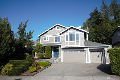 Sammamish Single Family Home For Sale: 4514 231st Place SE