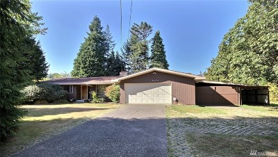 Kent Single Family Home For Sale: 10850 SE 200th St