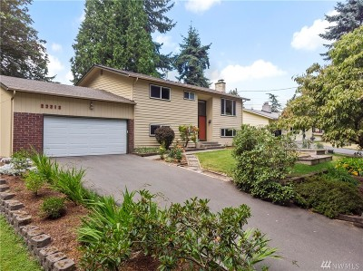 Mountlake Terrace Single Family Home For Sale: 23312 44th Ave W