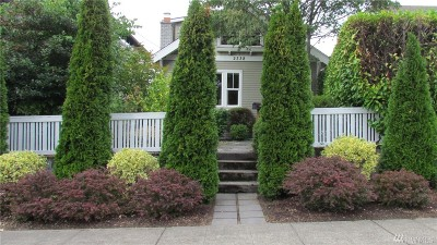 Seattle Single Family Home For Sale: 2338 N 57th