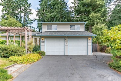 Bothell Single Family Home For Sale: 2625 170th St SE