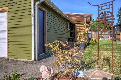 Seattle Single Family Home For Sale: 10729 Evanston Ave N