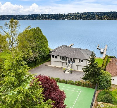 Seattle Single Family Home For Sale: 7016 55th Ave S
