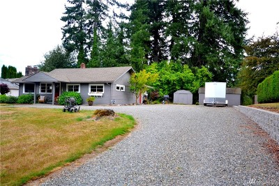 Silverdale Single Family Home For Sale: 3943 NW Munson St