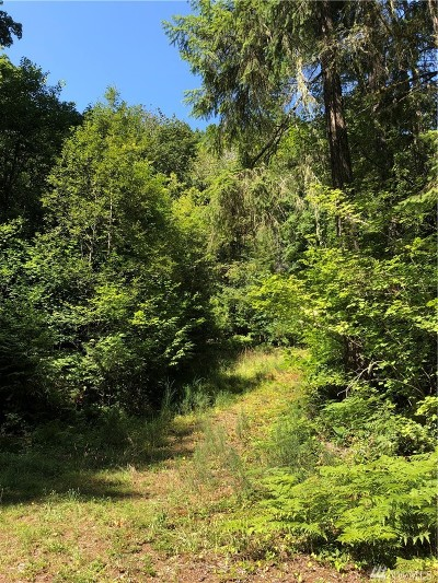 Mason County Residential Lots & Land For Sale: N Lake Cushman Rd