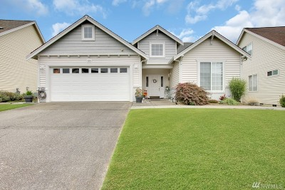 Puyallup Single Family Home For Sale: 9208 170th St E